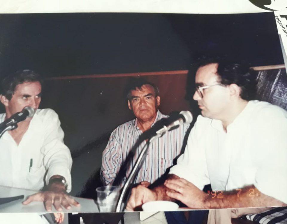 Cazé na Difusora, em 1997